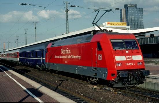 101 070-0 Dortmund 24.6.02