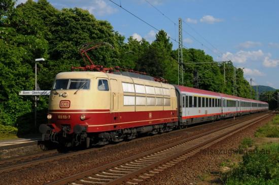 103 113-7 IC 119 Bonn-Oberkassel 19-5-2014