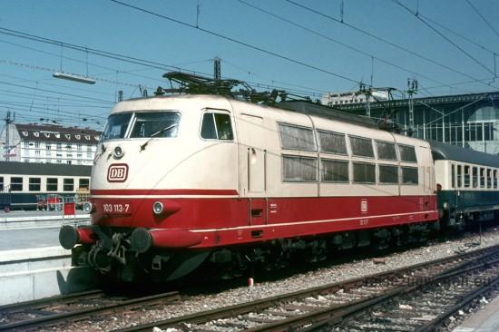 103 113-7 München 7.8.80