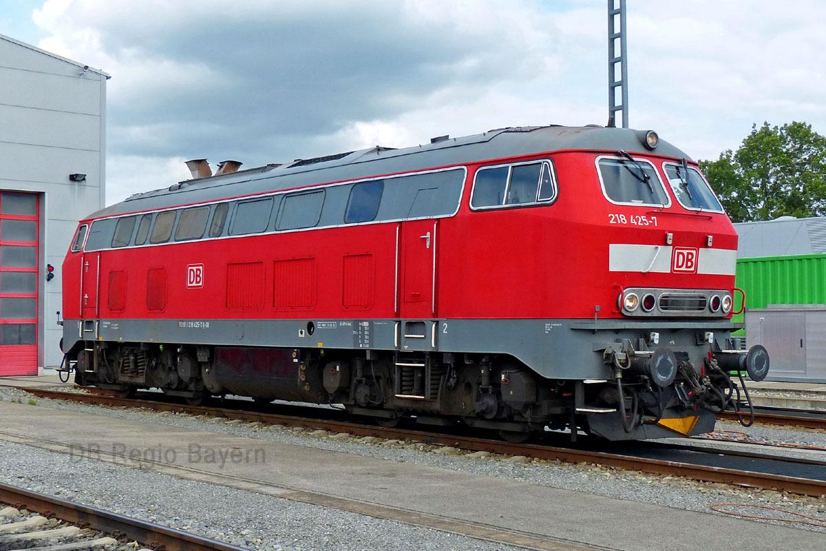 218 425-7 Kempten 07.09.2017