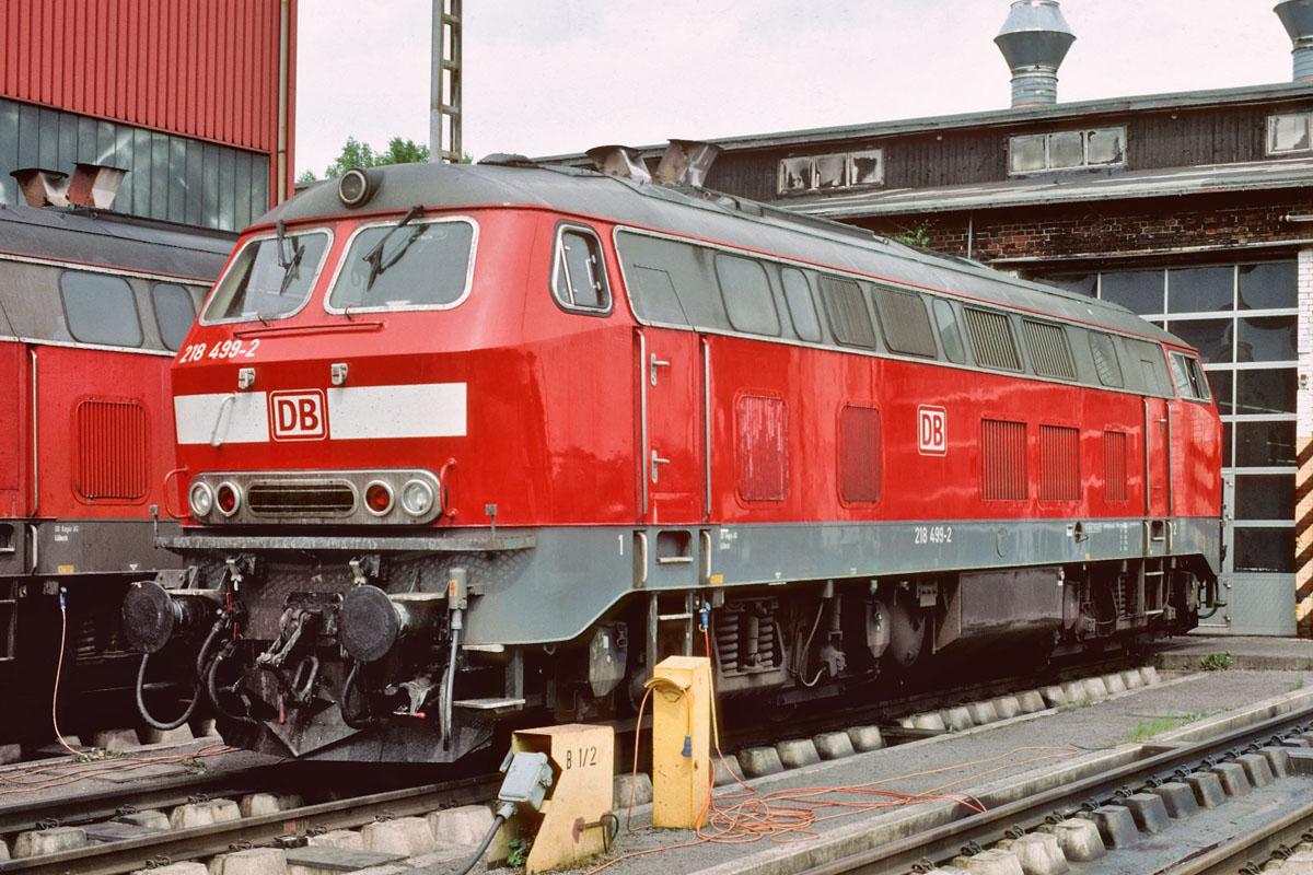 218 499-2 Lübeck 2003