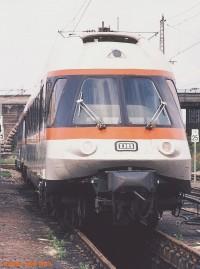 #5 403 Bw München Hbf Freigelände 13-08-80 rr