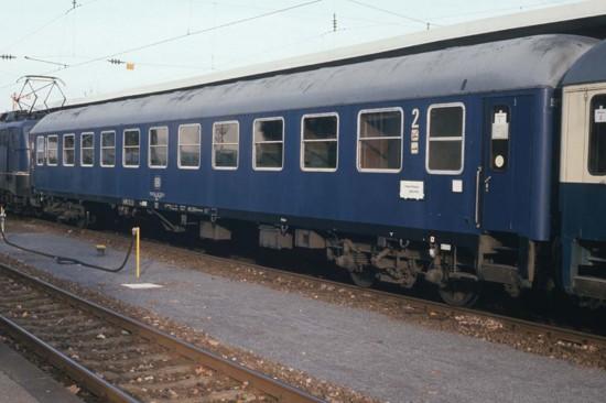 Bcm 243 51 80 50 - 80 235-5 Freiburg 23.10.88