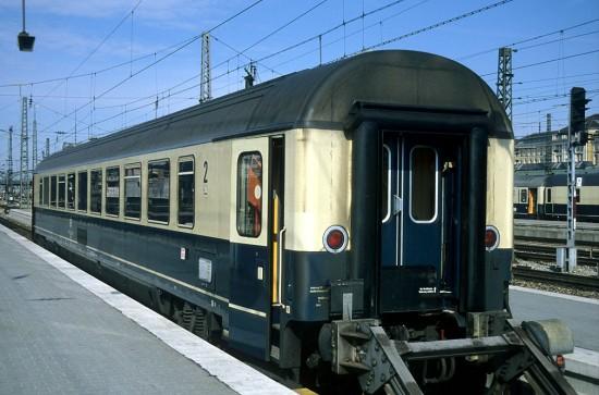 Bpmz 291 Muenchen 3-1990