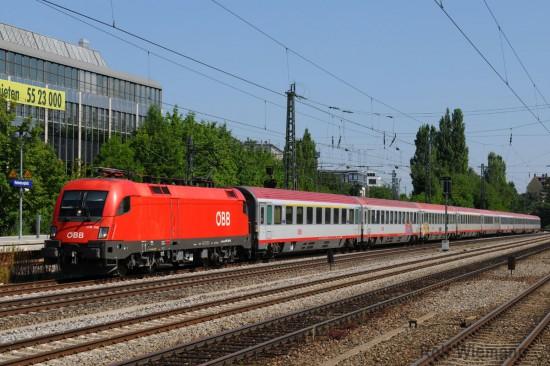 EC 112 München-Heimeranplatz 27.07.2013