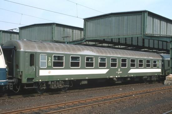 JZ Bl 51 72 20 - 70 260-2 Duisburg 8.6.89A