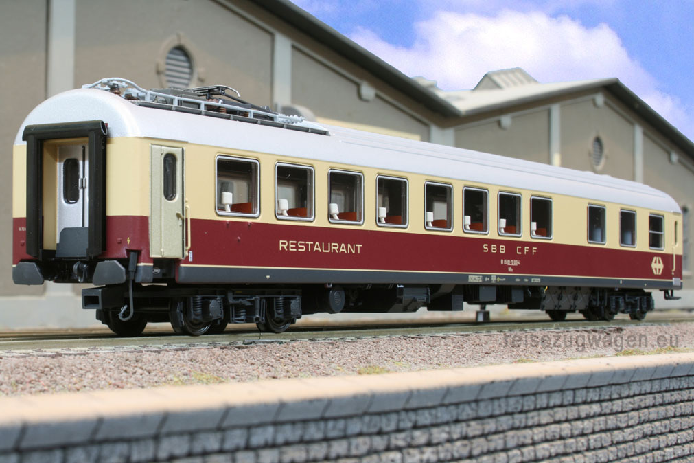 Archive LS Models SBB - Reisezugwagen.eu
