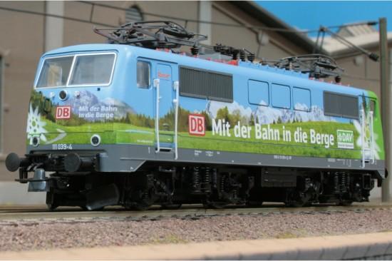 Roco_62394_BR111_Alpenverein1