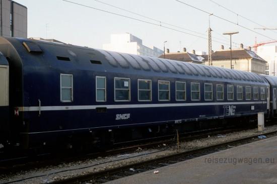 WL MU 4853 SNCF 71 87 72 - 70 762-5 München 4-1990