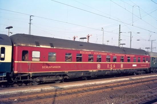 WLABmh 174 71 80 71 - 40 808-9 Oberhausen 22.1.78